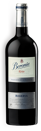 2009 Beronia Rioja Reserva Selection Barricas 198